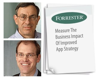 Measure the business impact - Forrester Report