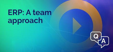 1 ERP A team approach