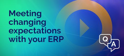2 Meeting expectations  with your ERP