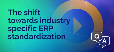 4 Industry specific ERP standardization