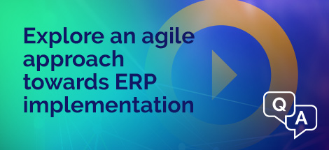 5 Agile approach towards ERP implementation